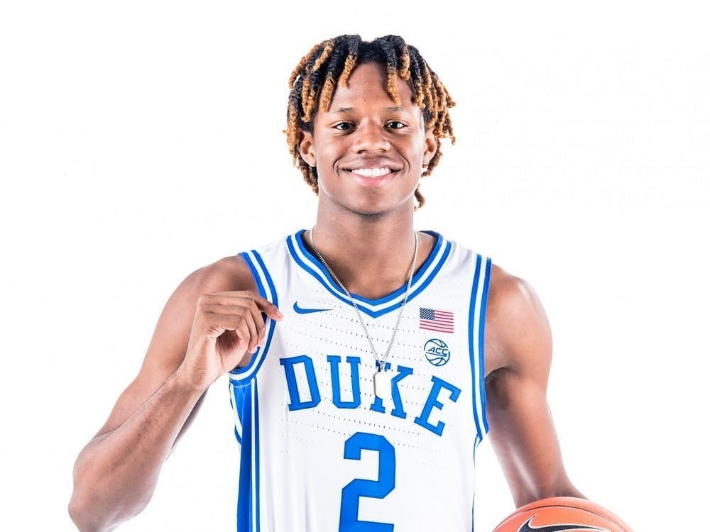 DJ Steward has the potential to be a star for this year's team. A lethal scorer and all-around athlete will fit nicely into this squad.