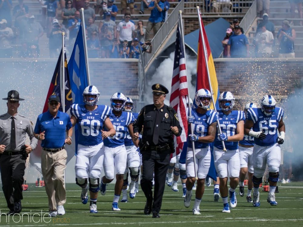 The Blue Devils have a difficult slate of opponents lined up for the 2018 season.