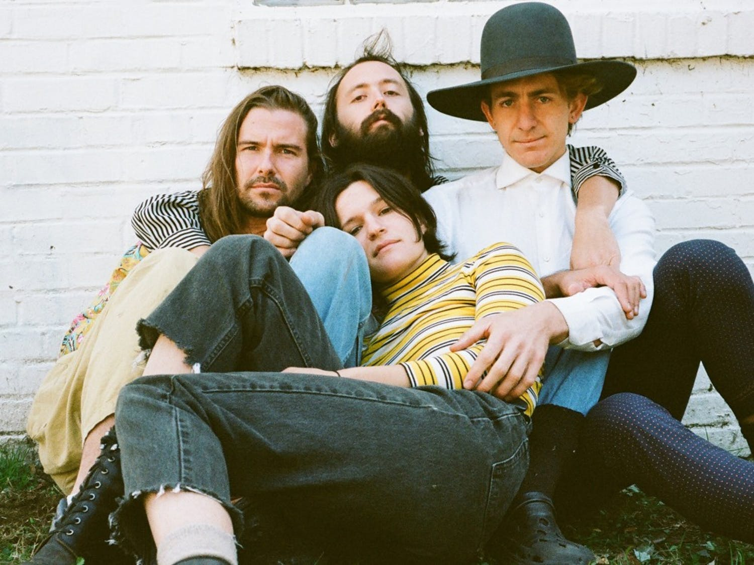 """Big Thief's""""Two Hands,"""" out this week, is its second album of 2019."""