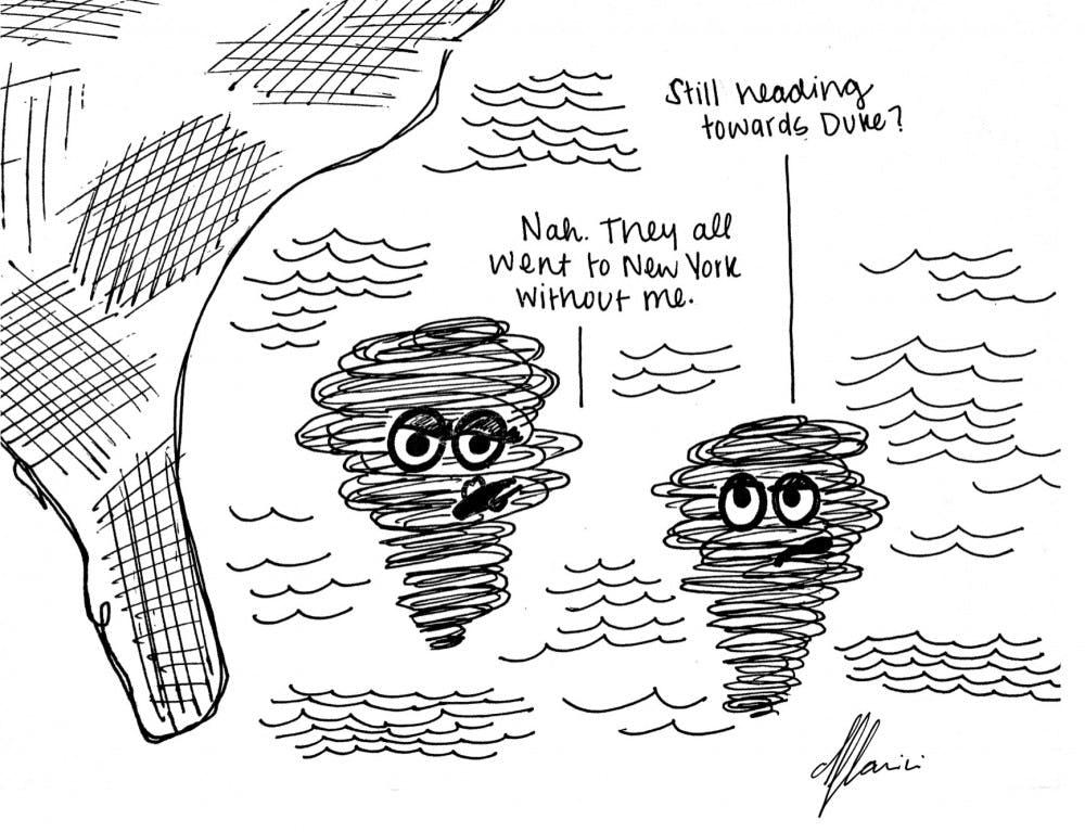 Florence cartoon