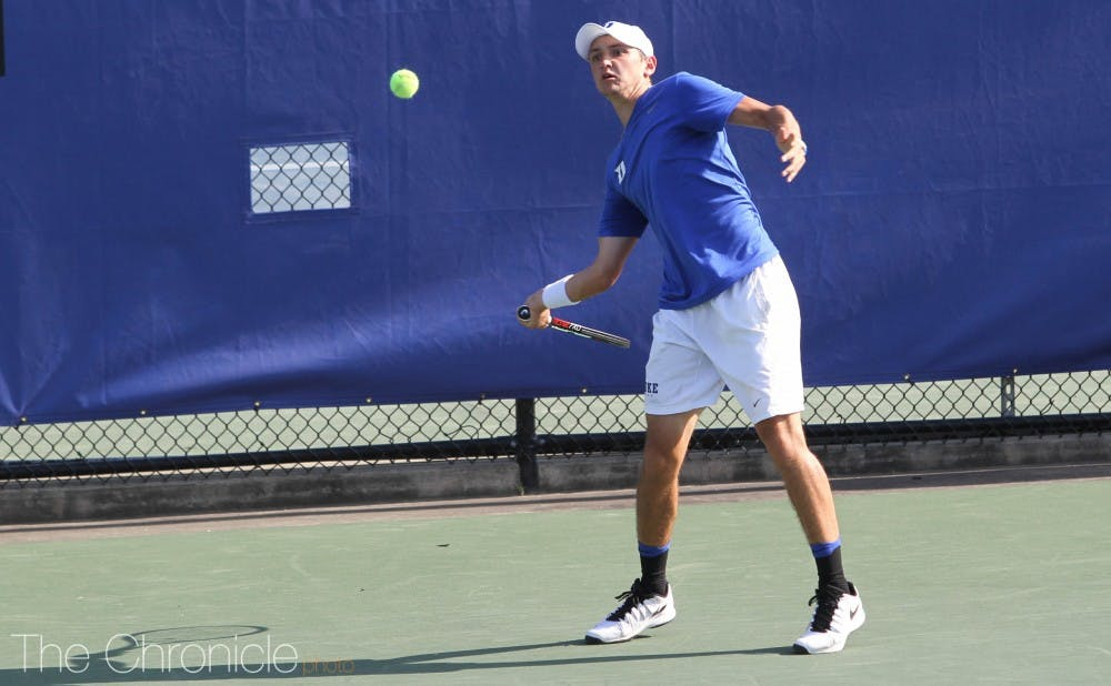 <p>Nicolas Alvarez was in the top 10 in the nation as a sophomore before missing most of his junior year with a wrist injury.</p>