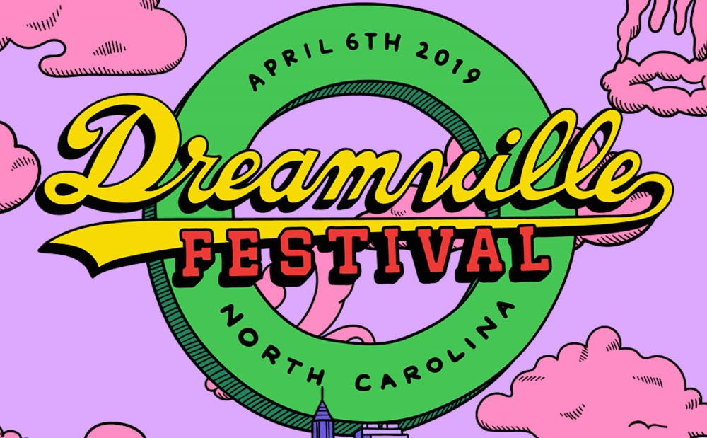 Dreamville Festival will be held in Dorothea Dix Park in Raleigh Saturday.