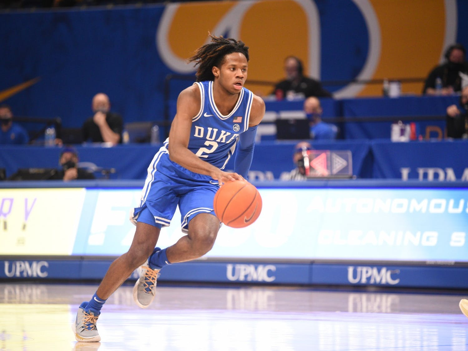 The freshman out of Chicago is looking to establish himself as a go-to scorer for the Blue Devils.