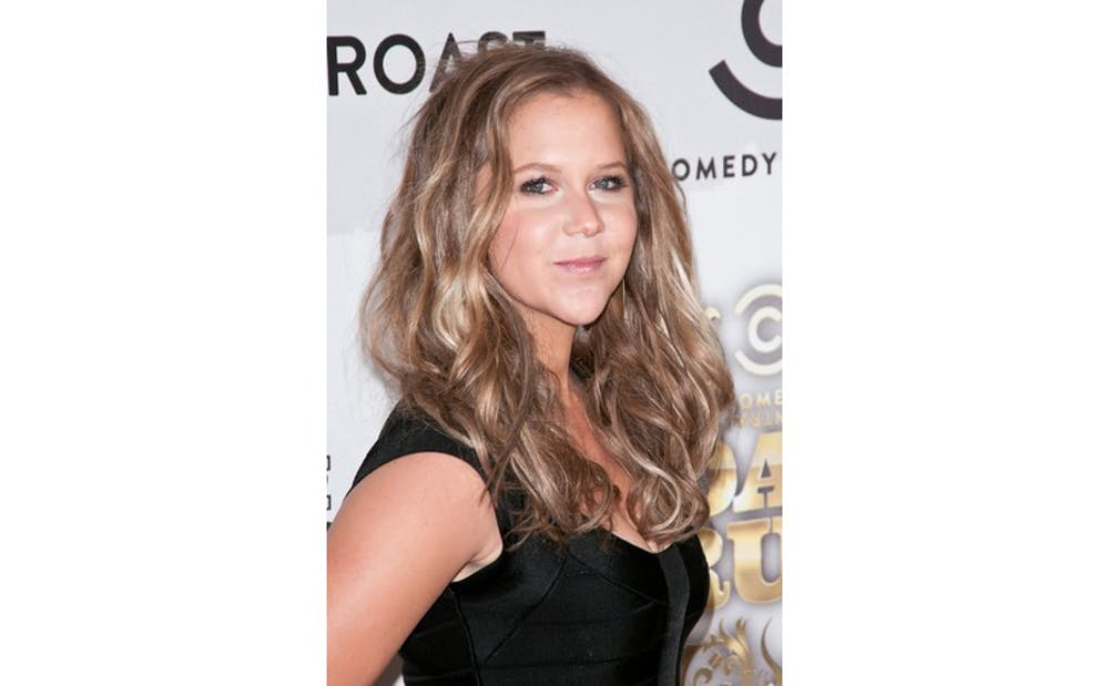 03/09/2011 - Amy Schumer - Comedy Central Roast of Donald Trump - Arrivals - The Hammerstein Ballroom - New York City, NY, USA - Keywords:  Orientation: Portrait Face Count: 1 - False - Photo Credit: Mario Santoro / PR Photos - Contact (1-866-551-7827) - Portrait Face Count: 1