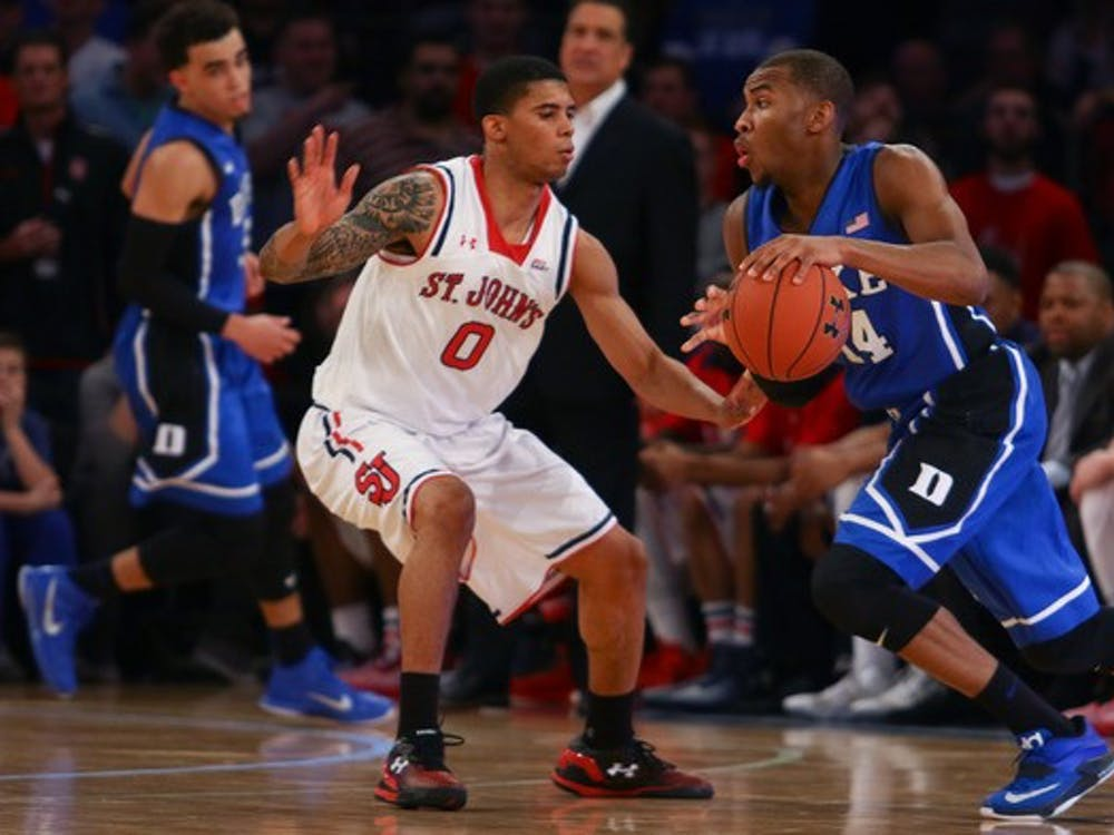 Former Duke guard Rasheed Sulaimon will transfer to Maryland for his senior season after graduating from Duke this summer.