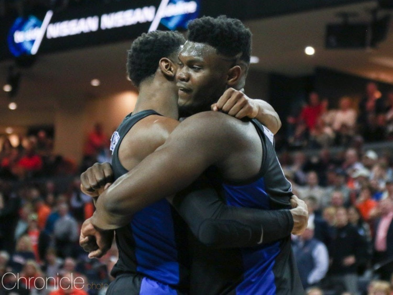R.J. Barrett and Zion Williamson led Duke to an ACC tournament title and Elite Eight appearance this season.