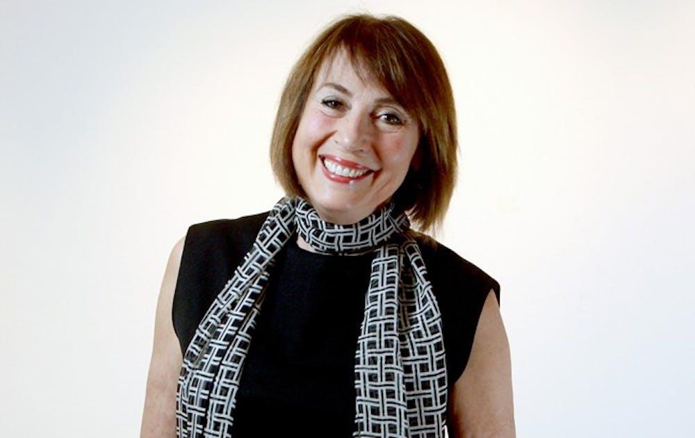 Duke professor Cathy Davidson has turned over some grading to students.JOHN ROTTET - jrottet@newsobserver.com