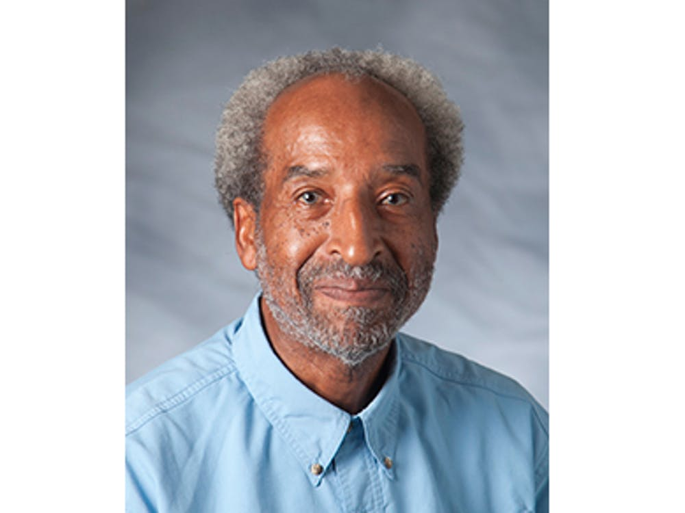 History professor Raymond Gavins, who passed away Sunday, was the first African American to join the Duke history faculty.