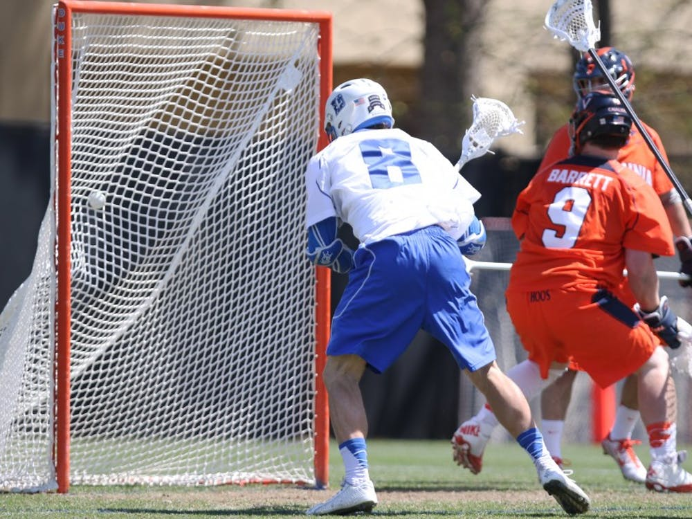 Sophomore Jack Bruckner and the Duke midfielders are hitting a rhythm as the postseason nears.