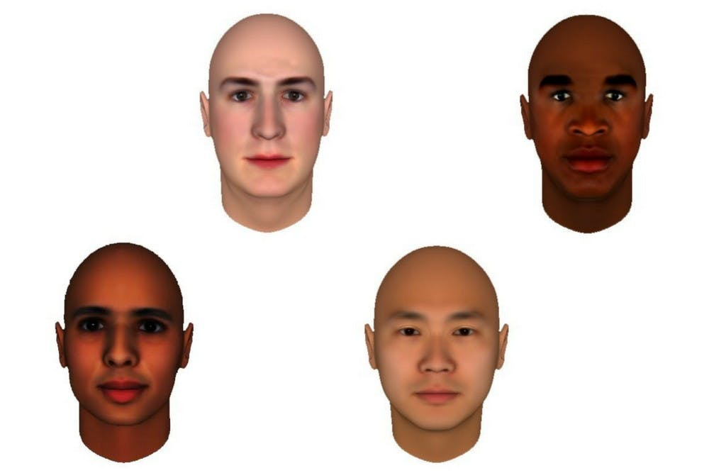 <p>In the online version, the participants saw avatars representing other members of the group instead of seeing them face-to-face.</p>