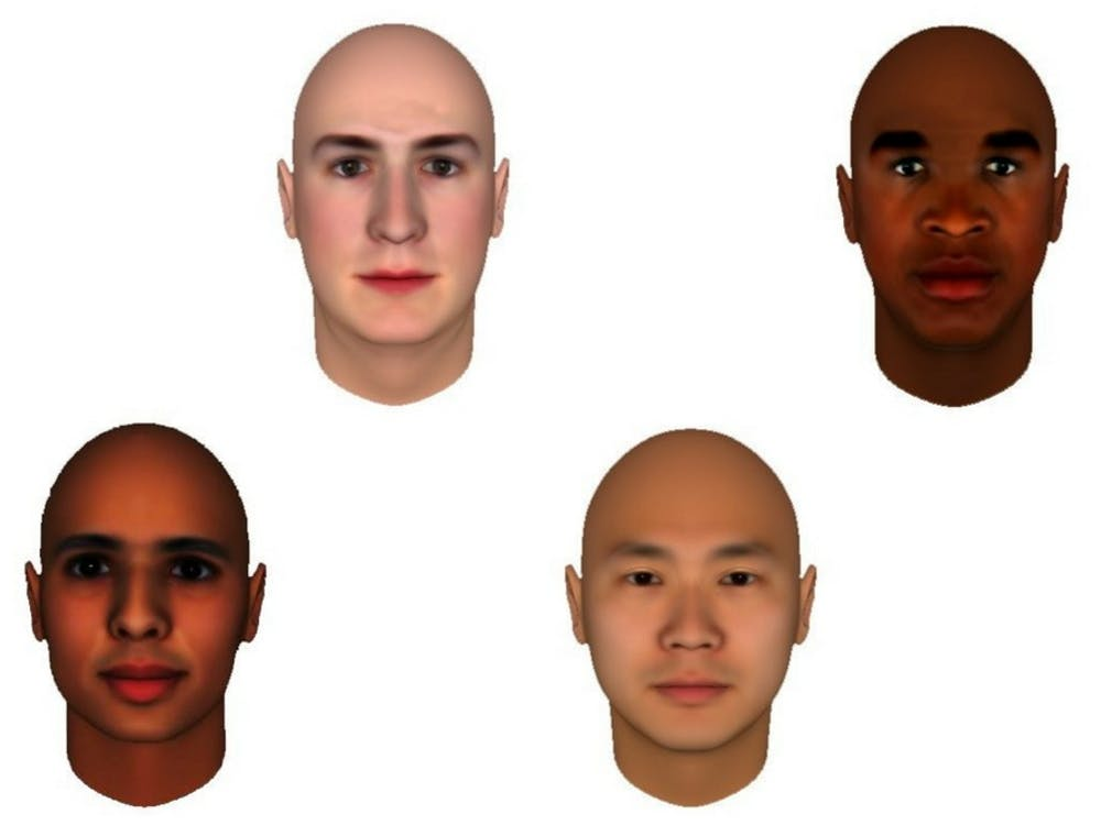 In the online version, the participants saw avatars representing other members of the group instead of seeing them face-to-face.