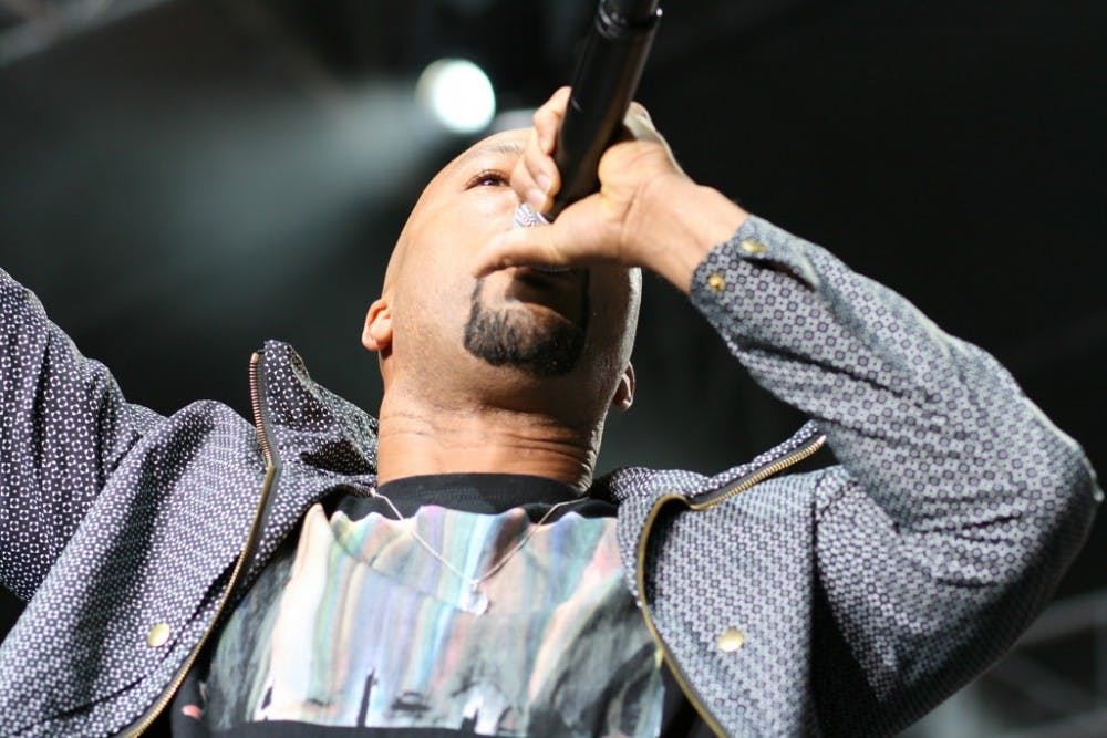 <p>Common (above) was among the headliners of the Art of Cool Festival 2017.</p>