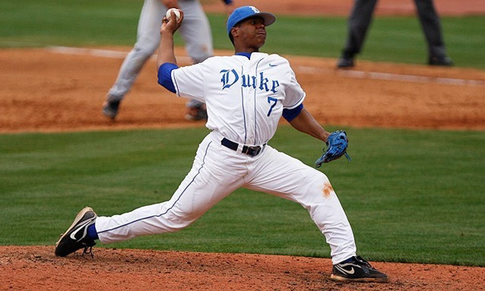Stroman, Duke's first-ever first round pick in the MLB Draft—has become an ace for a struggling Blue Jays squad