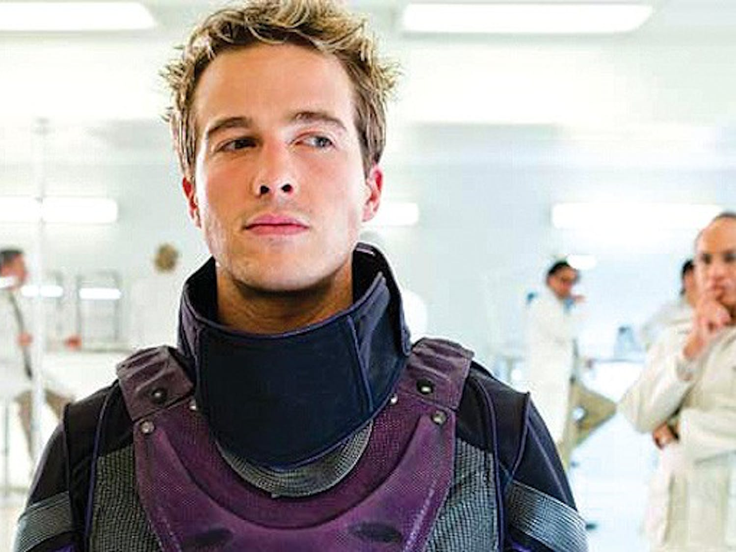 Ryan Carnes stars in The Phantom, a four-hour movie event on the SyFy channel based around a superhero first created in 1936.  Depending on viewership, The Phantom could be poised to become an ongoing series.