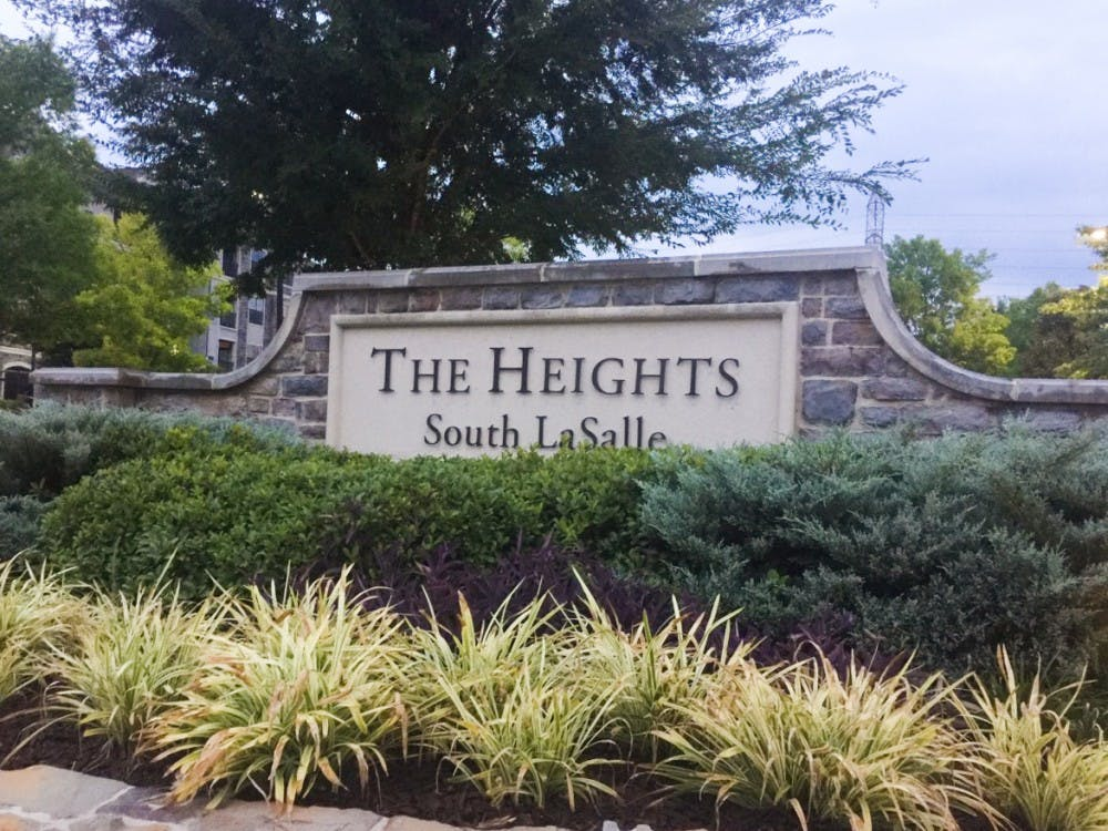 The Heights at LaSalle is one example of an apartment complex that has an age minimum for signing leases. Joe Gote argues that the age restriction should be considered illegal.