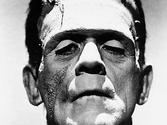 """James Whale's 1931 film """"Frankenstein"""" was an early instance of Frankenstein's monster in film, portrayed here by Boris Karloff."""