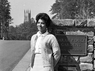 Wilhelmina Reuben-Cooke had a distinguished career both at Duke and beyond.
