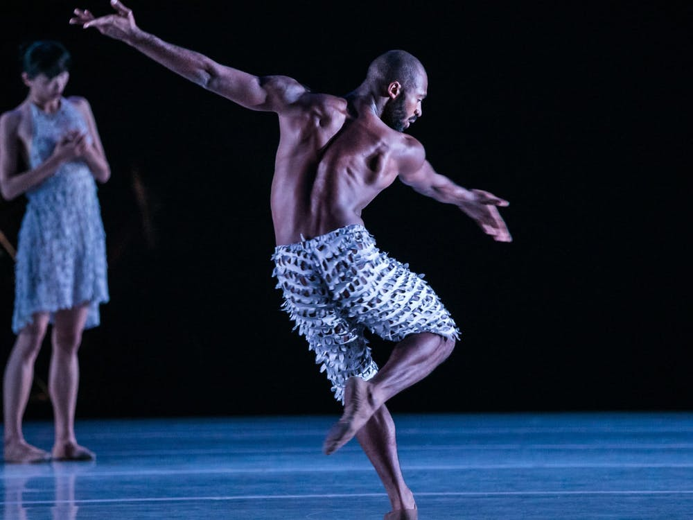 <p>On Nov. 15 and 16, Alonzo King's ballet company, LINES, brought artistic innovation to Duke's Reynolds Industries Theater.</p>