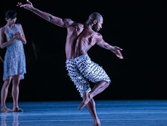 On Nov. 15 and 16, Alonzo King's ballet company, LINES, brought artistic innovation to Duke's Reynolds Industries Theater.
