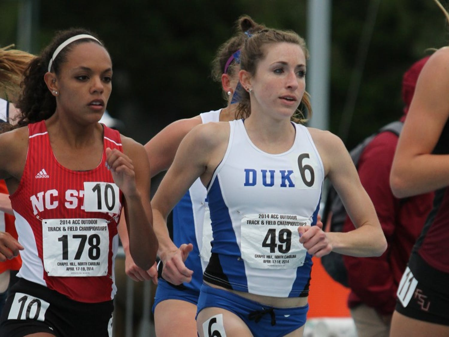 Duke will look to close out the last two weeks of the season by qualifying as many runners as possible for the postseason.