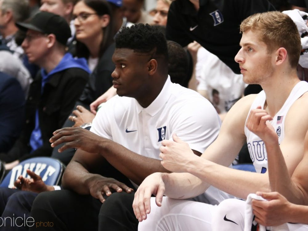 Zion Williamson has been accused by lawyer Michael Avenatti of accepting payments from Nike officials.