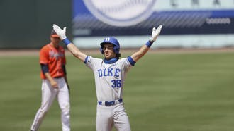 Joey Loperfido was one of three Blue Devils drafted Monday.