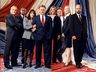 "The cast of the acclaimed series ""The West Wing"" reunited for a special encouraging people to vote — but why?"