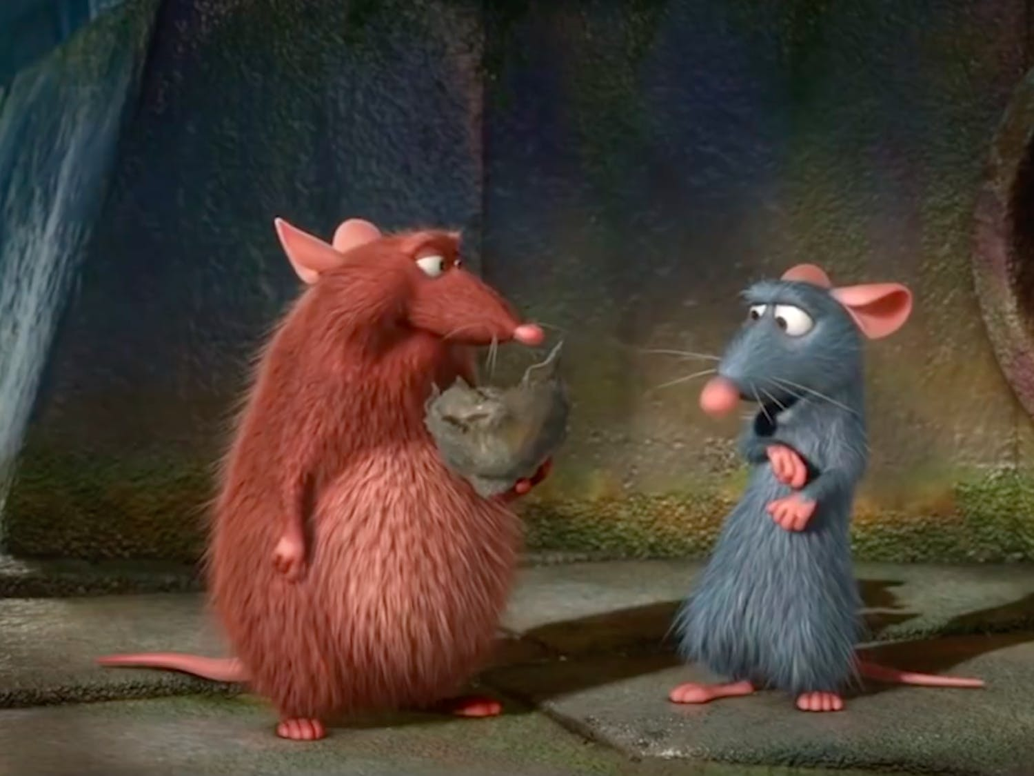 """Pixar's mostly overlooked """"Ratatouille"""" is getting a rather exciting second life as a TikTok-based musical theater experience."""