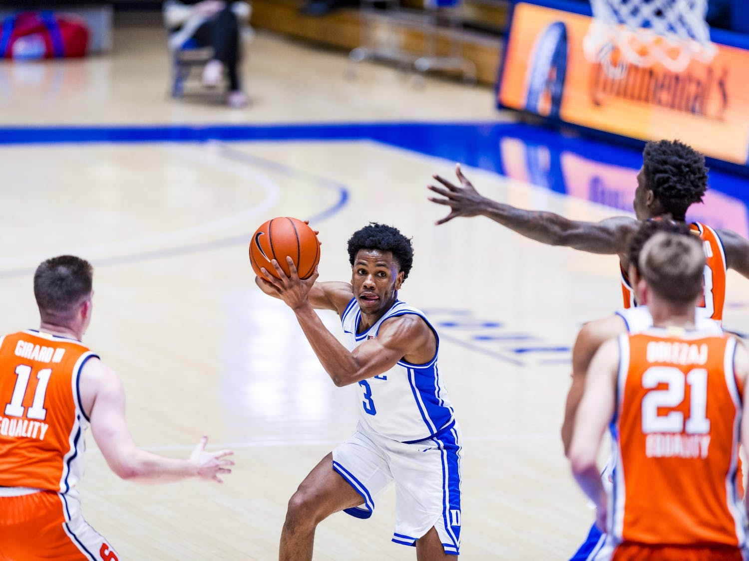 Duke needs another well-rounded performance from Jeremy Roach when Louisville comes to town Saturday.