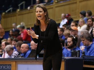 Joanne P. McCallie spent a day with the Philadelphia 76ers staff last month.