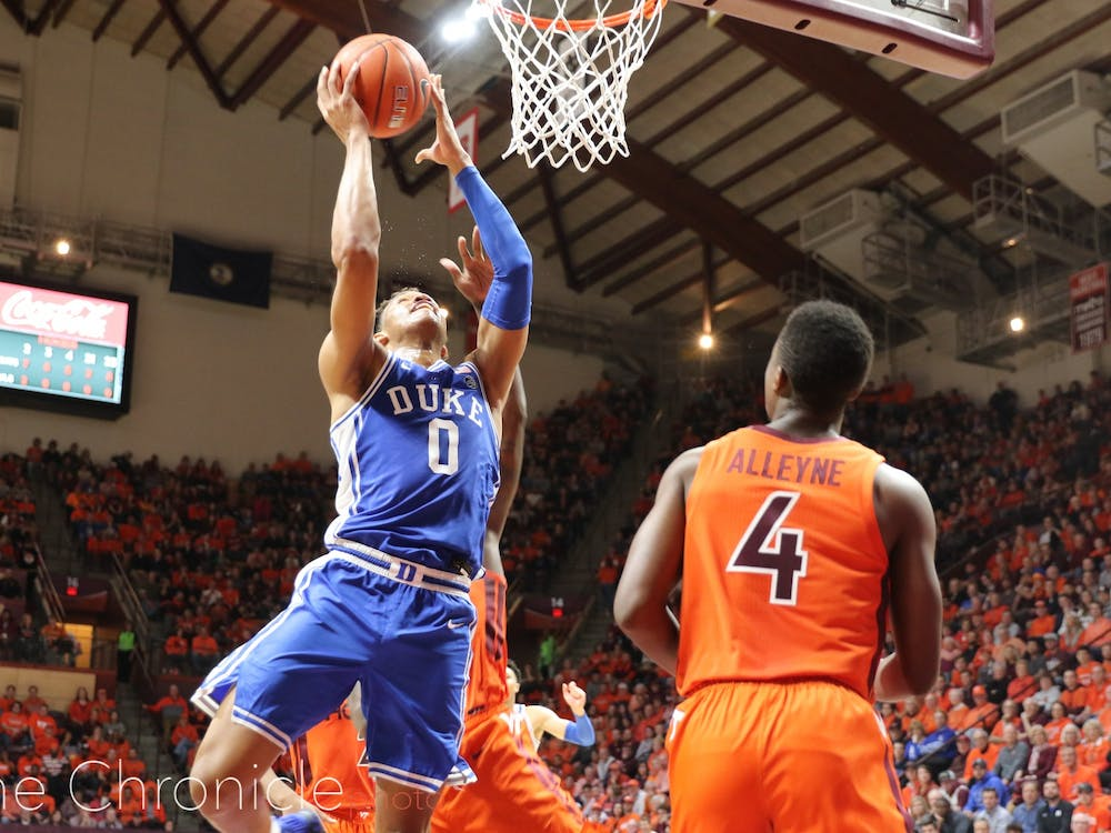 Wendell Moore and company face off against Wofford Thursday.