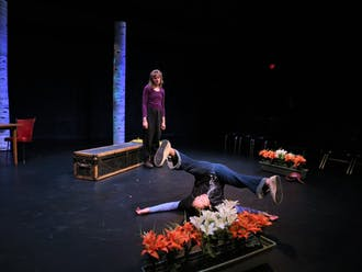 """""""The Roadkill Club"""" is the culmination of months of work for senior Valerie Muensterman, who double majors in English and theater studies."""