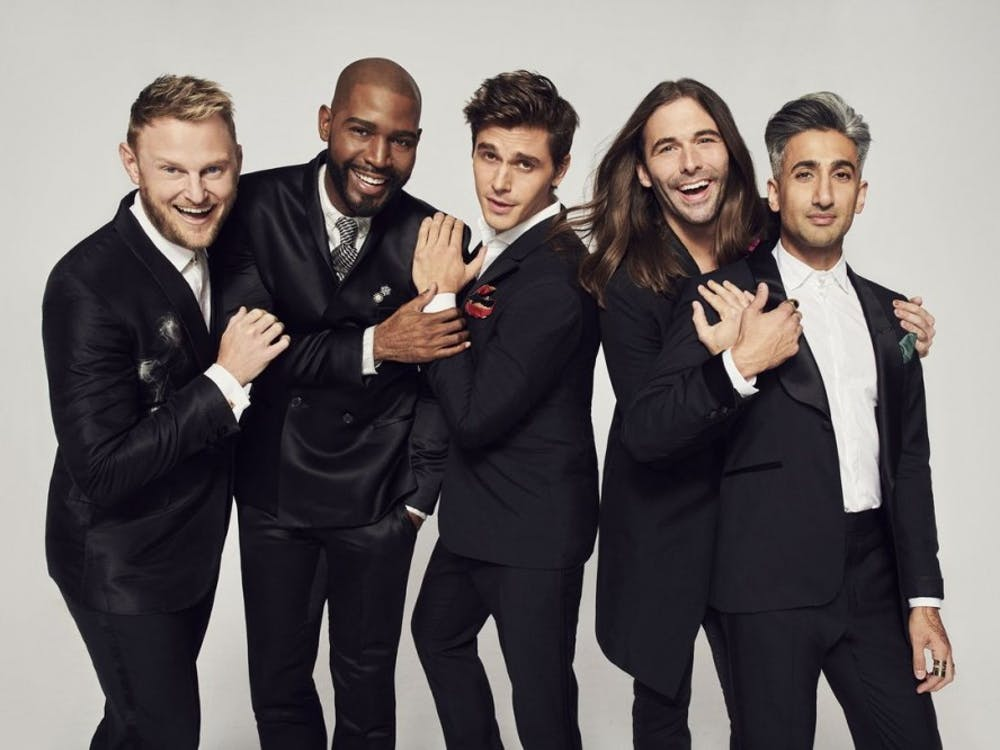 """Queer Eye"" follows the ""Fab Five,"" a group of gay men each with their own area of expertise, as they make over the life of a straight man in need."