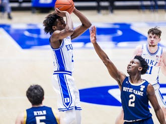 Duke has been scoring at will offensively the past two games, but its defense has experienced a severe downtick in that time frame as well.