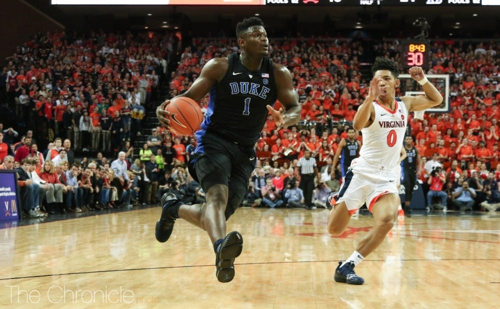 As evidenced by his No. 19 ranking, expectations are high for Zion Williamson after finishing third in Rookie of the Year voting a season ago.
