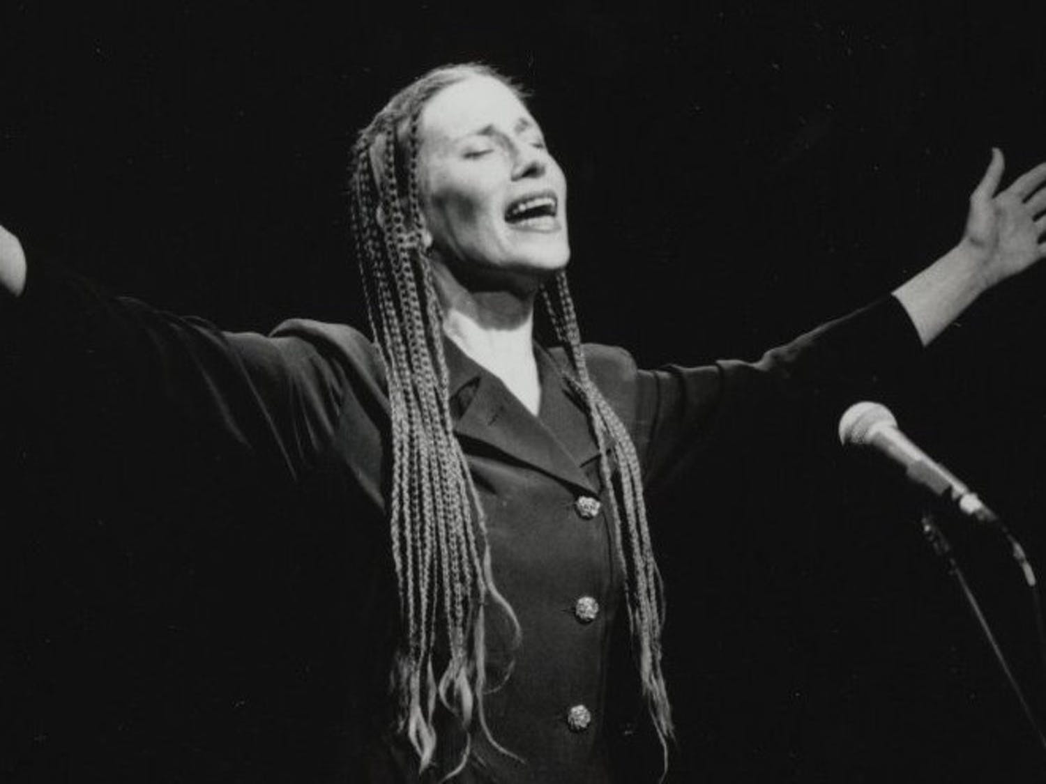"""""""Memory Game"""" is a critical look at nine works from Meredith Monk's career in experimental performance."""