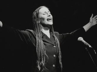 """Memory Game"" is a critical look at nine works from Meredith Monk's career in experimental performance."
