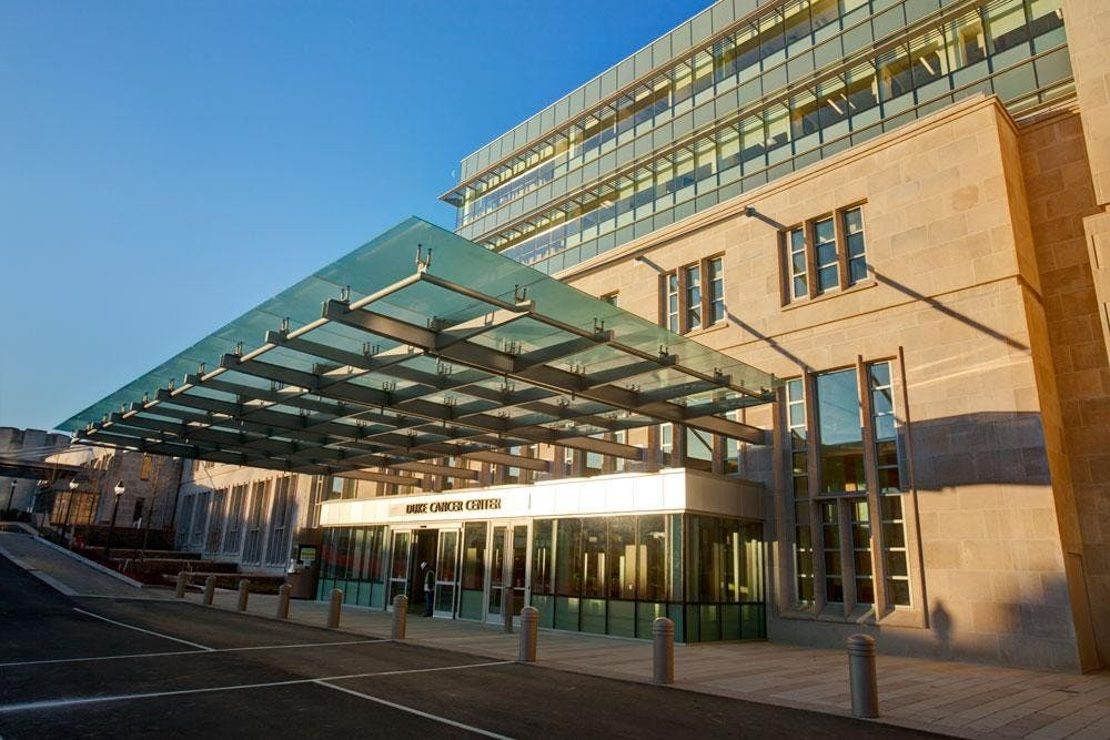 <p>Researchers that are part of the Duke Cancer Institute helped develop LUM015, a probe that uses a fluorescent agent to make cells brighter and easier to find.</p>