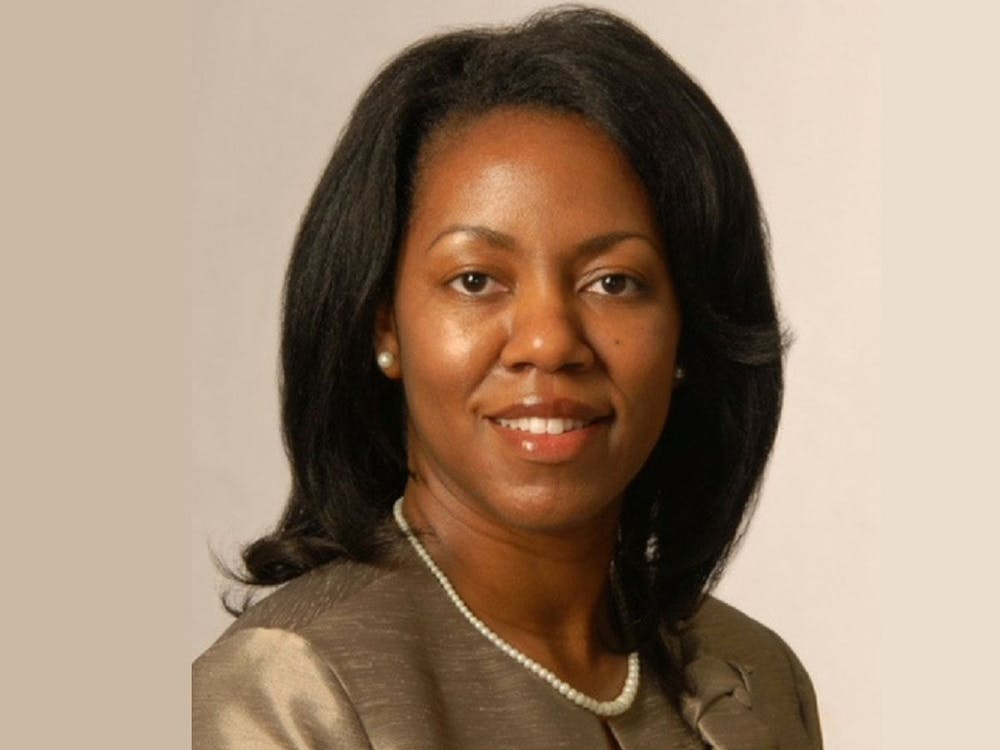 Stelfanie Williams is vice president for Durham affairs