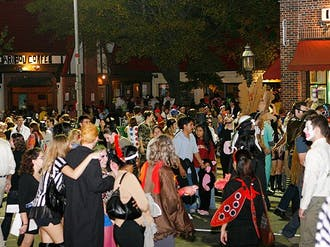 The annual Halloween celebration on Franklin Street in Chapel Hill will once again be closed to Duke students due to safety concerns.