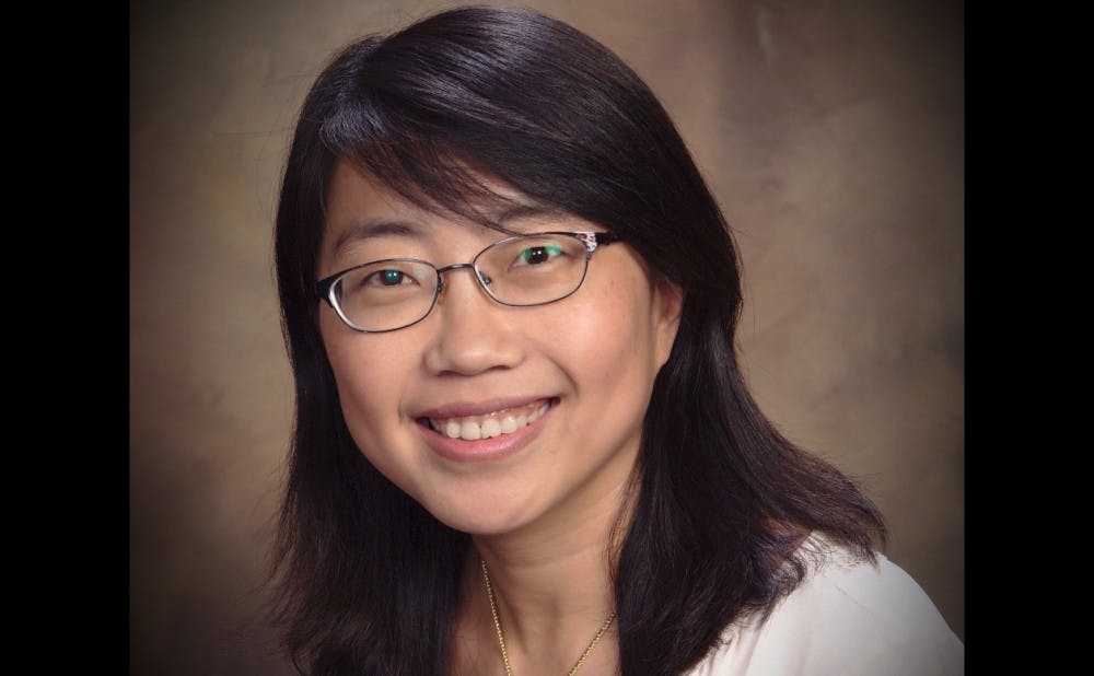 <p>Li's research focuses on mimicking brain biology structures to develop similar hardware architectures.</p>