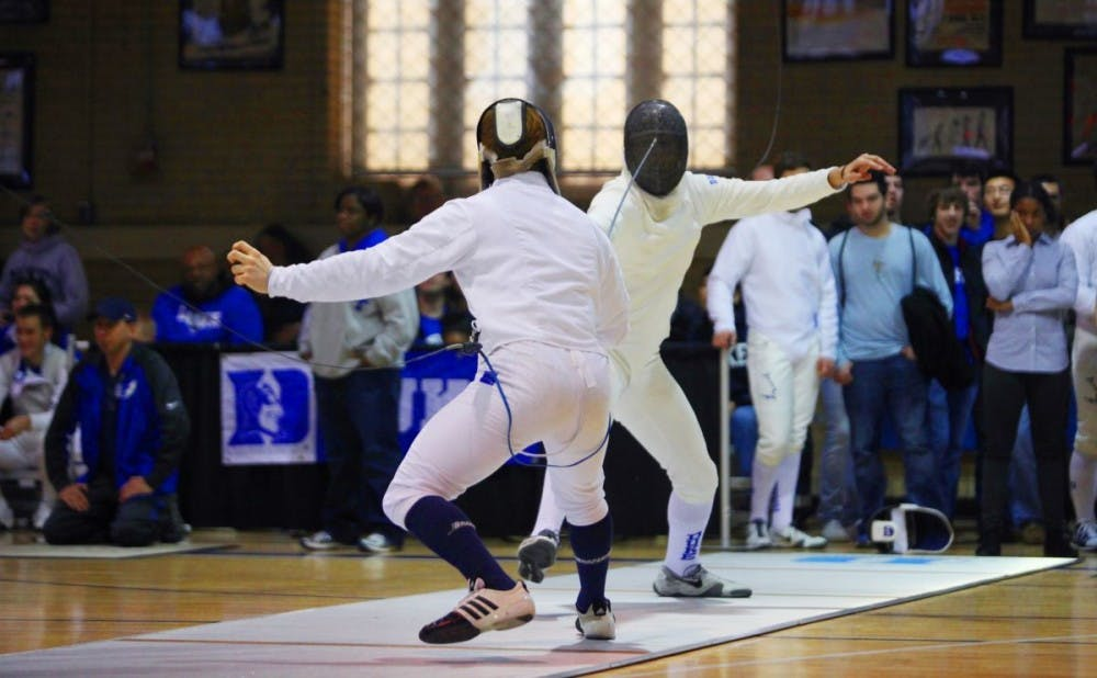 <p>The Blue Devils will send a lone representative to this weekend's&nbsp;U.S. Fencing Association North American Cup in Kansas City, Mo.</p>