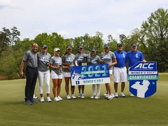 The Blue Devils swept No. 3-seed Florida State to seal their 22nd ACC Championship in program history.