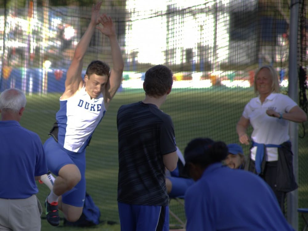 The Blue Devils will head to Chapel Hill and Blacksburg, Va., for a pair of competition—if the weather allows.