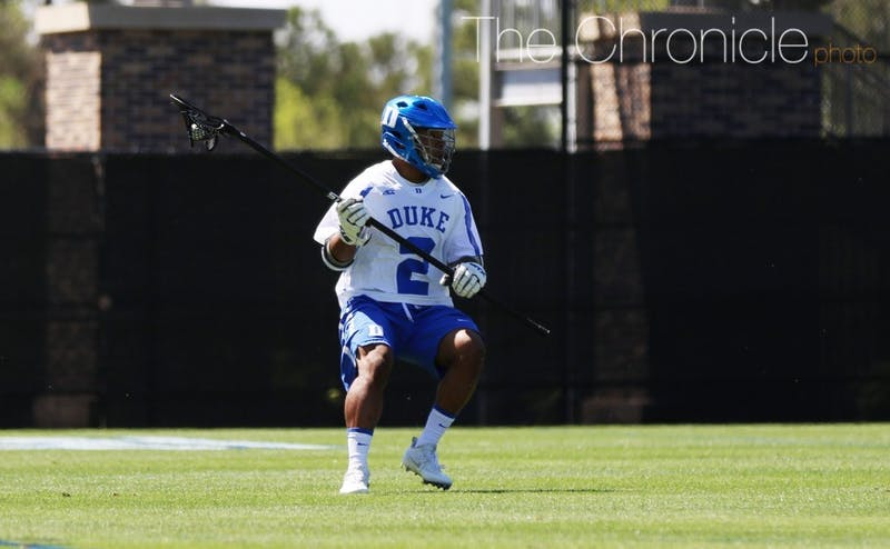 JT Giles-Harris and the rest of Duke's defense will be tested Saturday against a powerful Virginia offensive attack.