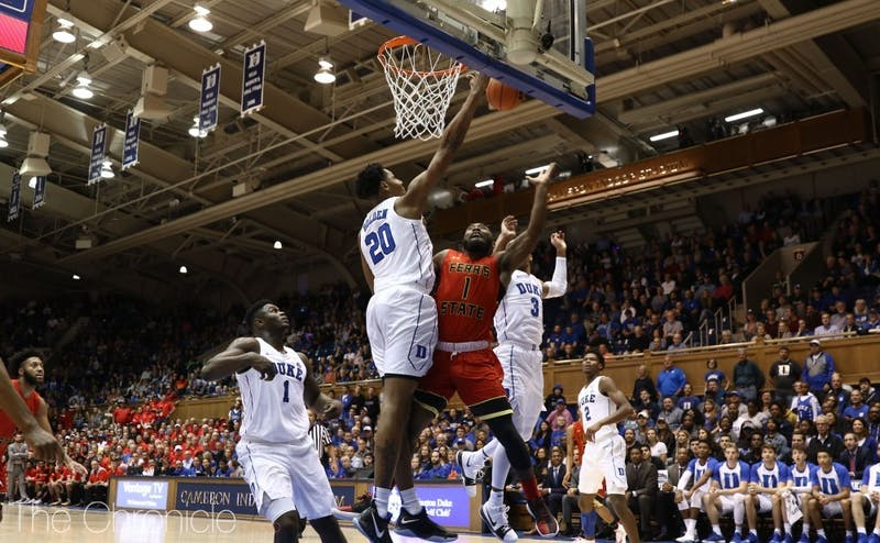 Marques Bolden's starting spot may be in jeopardy.