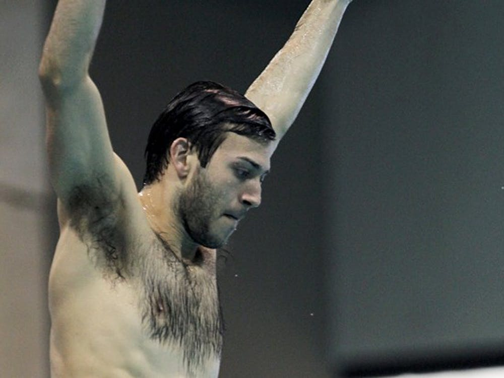 Duke's Nick McCrory will look to advance his successful season at the NCAA Zone Diving Championships.