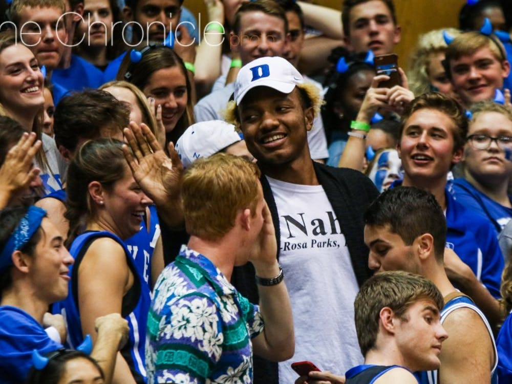 Wendell Carter is expected to joinGary Trent Jr. in yet another package deal of five-star prospects to commit to Duke.