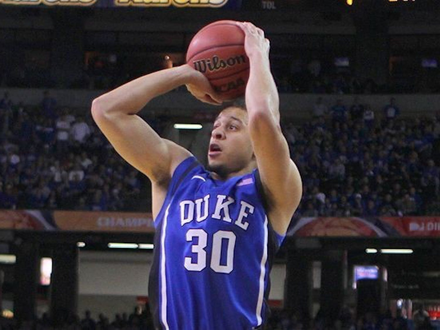 Seth Curry is averaging 12.9 points per game on a 43.2% clip from beyond the arc.