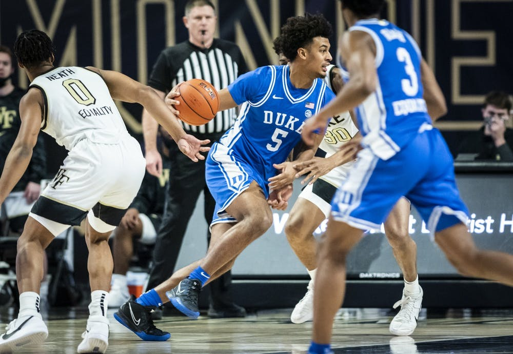 With Jalen Johnson done for the season, Jaemyn Brakefield is fitting his role quite nicely.